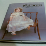 Hillier, Mary; The History of Wax Dolls. Hobby House Press 1985 VG HARDBACK
